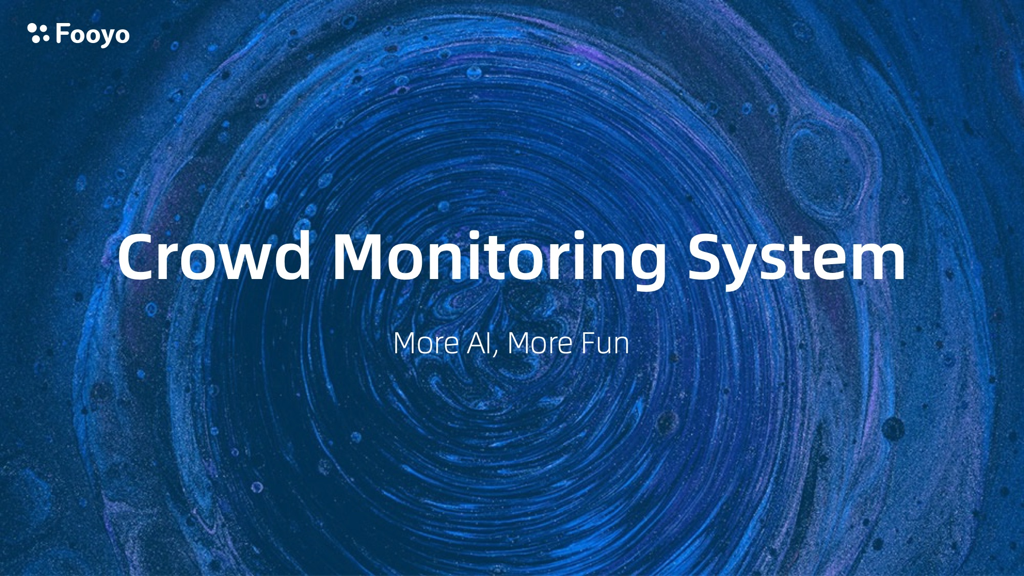 Crowd Monitoring System 01